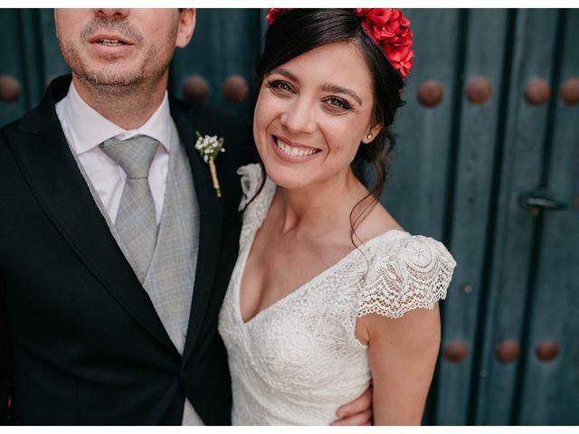 La boda de Pedro y Fátima en Trujillo, Cáceres 36