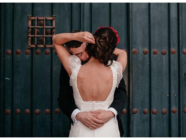 La boda de Fátima y Pedro
