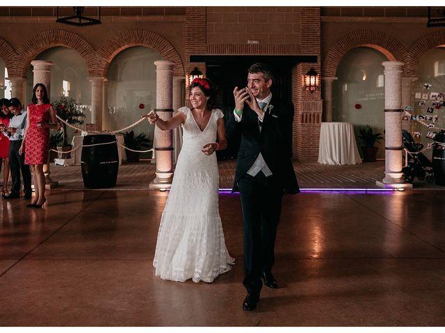 La boda de Pedro y Fátima en Trujillo, Cáceres 45