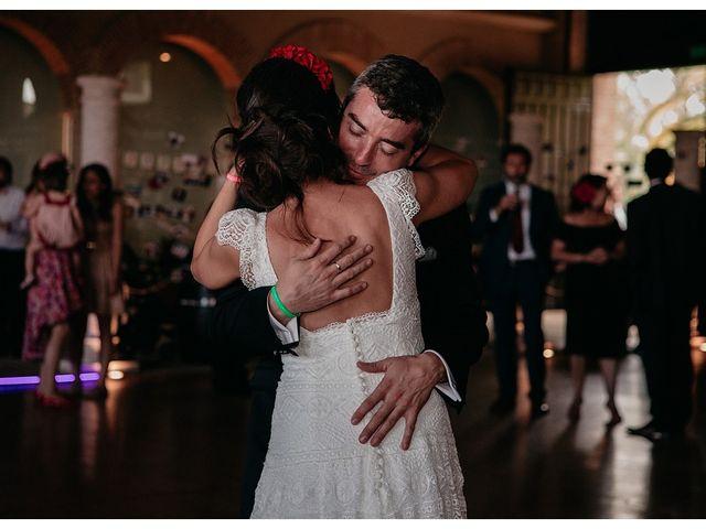 La boda de Pedro y Fátima en Trujillo, Cáceres 47