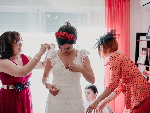 La boda de Pedro y Fátima en Trujillo, Cáceres 9
