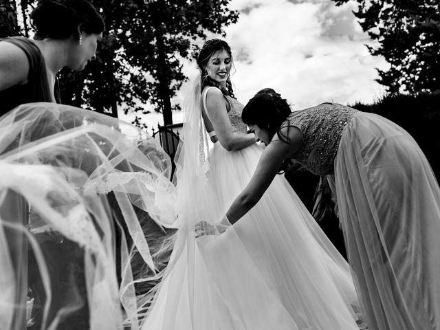 La boda de María Belen y Tyrone en Puertollano, Ciudad Real 10