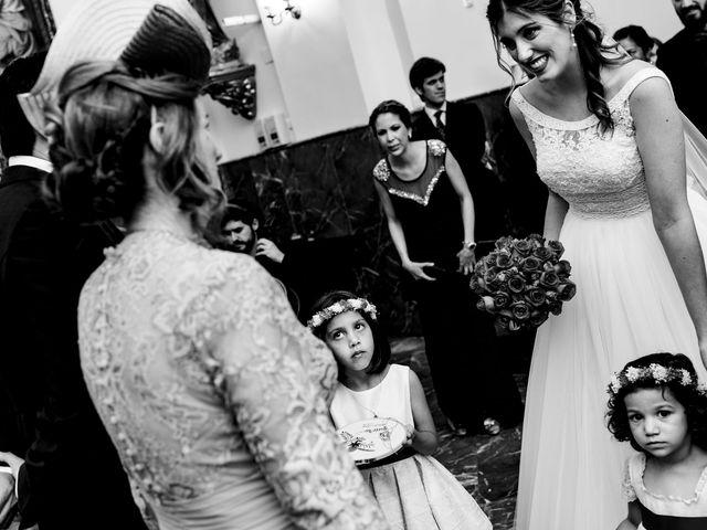 La boda de María Belen y Tyrone en Puertollano, Ciudad Real 11
