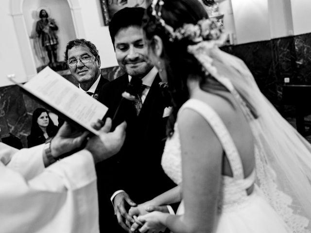 La boda de María Belen y Tyrone en Puertollano, Ciudad Real 12