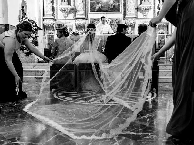 La boda de María Belen y Tyrone en Puertollano, Ciudad Real 13