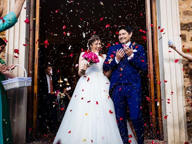 La boda de María Belen y Tyrone en Puertollano, Ciudad Real 1