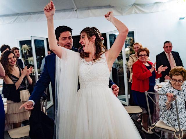 La boda de María Belen y Tyrone en Puertollano, Ciudad Real 27