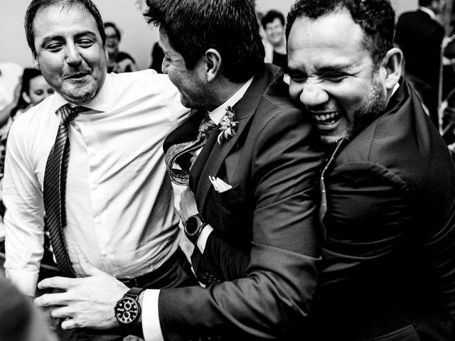 La boda de María Belen y Tyrone en Puertollano, Ciudad Real 28