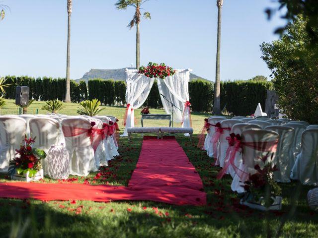 La boda de Jorge y Alicia en Palma De Mallorca, Islas Baleares 25