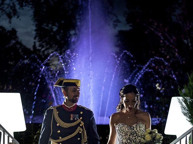 La boda de Mónica  y Javier en Yunclillos, Toledo 1