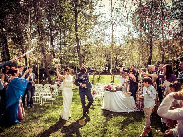 La boda de David y Cristina en Santa Coloma De Farners, Girona 8
