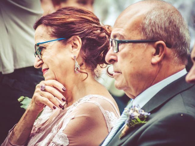 La boda de David y Cristina en Santa Coloma De Farners, Girona 9
