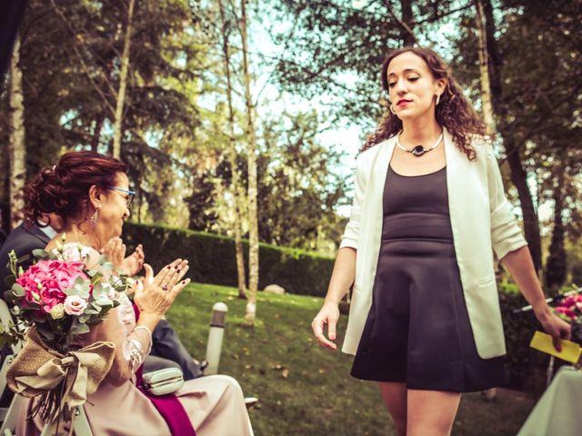 La boda de David y Cristina en Santa Coloma De Farners, Girona 10