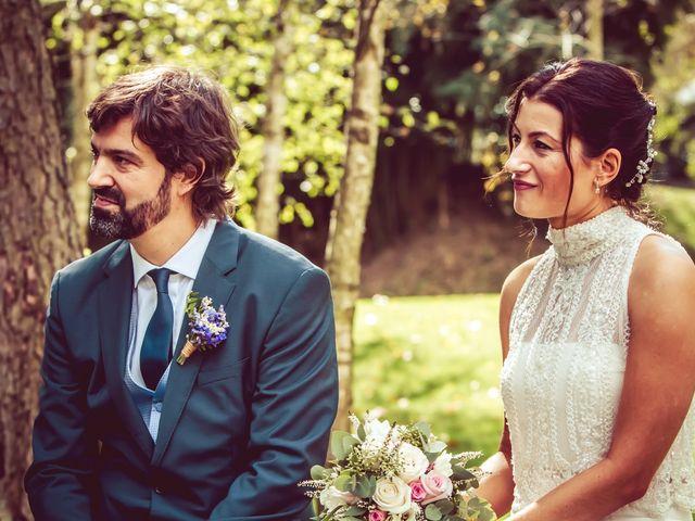 La boda de David y Cristina en Santa Coloma De Farners, Girona 14