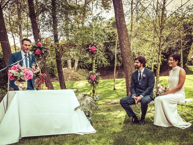 La boda de David y Cristina en Santa Coloma De Farners, Girona 15