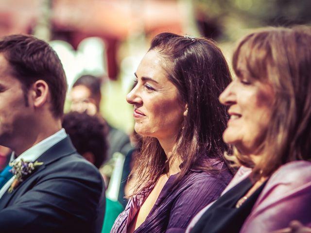 La boda de David y Cristina en Santa Coloma De Farners, Girona 17