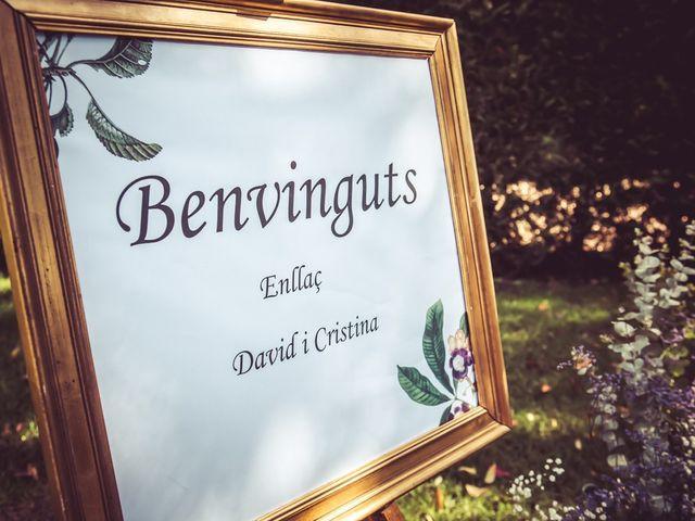 La boda de David y Cristina en Santa Coloma De Farners, Girona 26