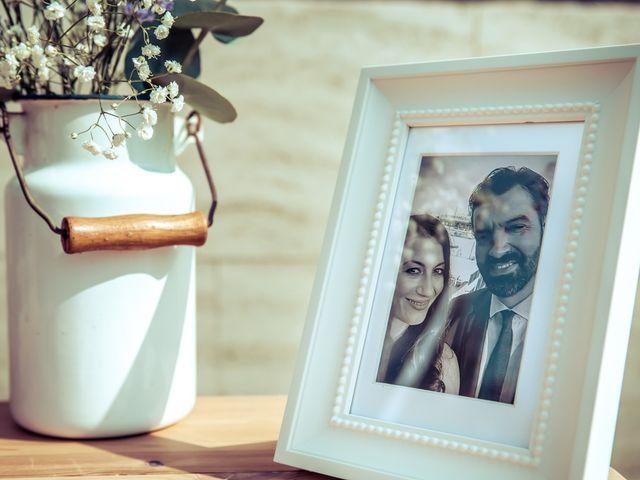 La boda de David y Cristina en Santa Coloma De Farners, Girona 30