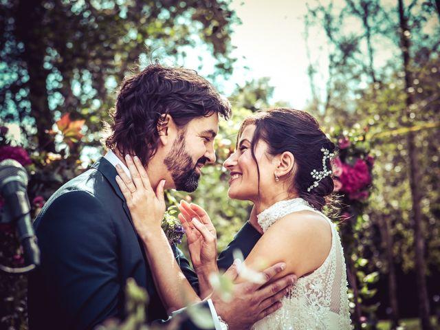 La boda de David y Cristina en Santa Coloma De Farners, Girona 2