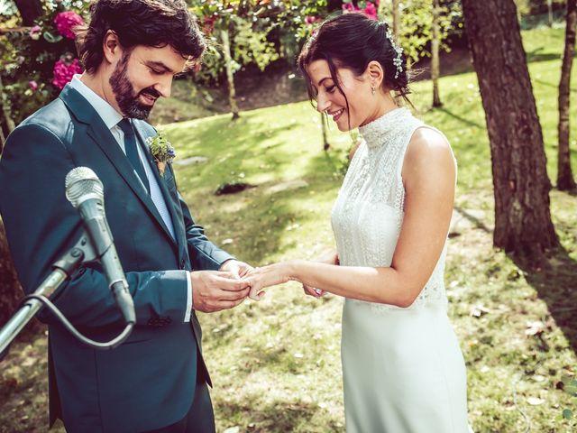 La boda de David y Cristina en Santa Coloma De Farners, Girona 33