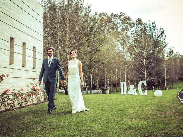 La boda de David y Cristina en Santa Coloma De Farners, Girona 35