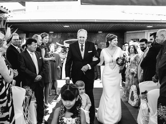 La boda de David y Mari en Medellin, Badajoz 4