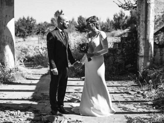 La boda de David y Mari en Medellin, Badajoz 9