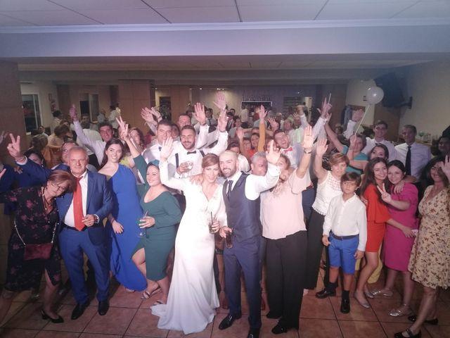 La boda de David y Mari en Medellin, Badajoz 2