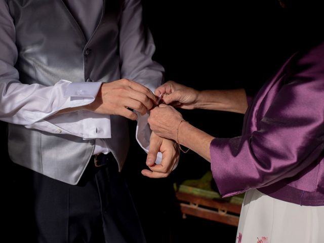 La boda de David y Sonia en Bunyola, Islas Baleares 8