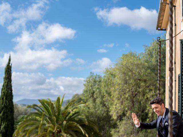 La boda de David y Sonia en Bunyola, Islas Baleares 47