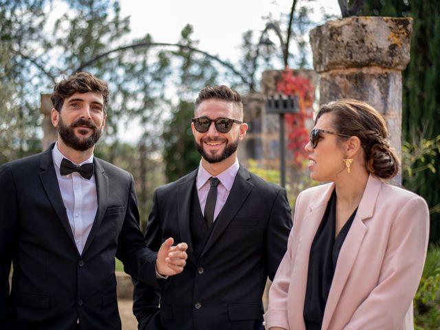 La boda de David y Sonia en Bunyola, Islas Baleares 83