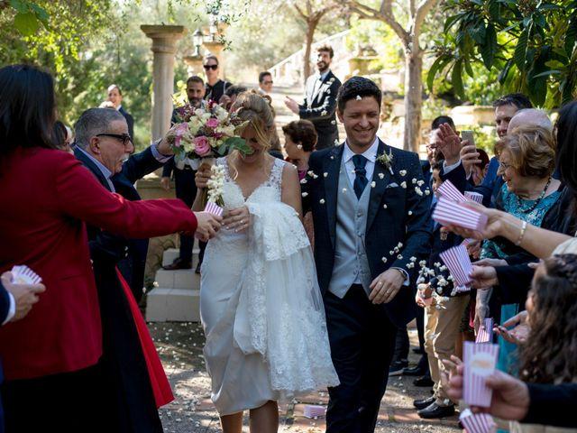 La boda de David y Sonia en Bunyola, Islas Baleares 121