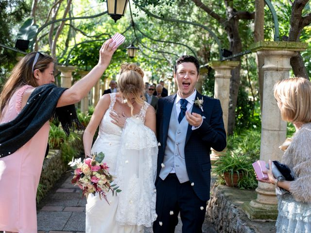 La boda de David y Sonia en Bunyola, Islas Baleares 122