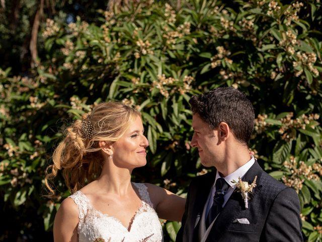 La boda de David y Sonia en Bunyola, Islas Baleares 123