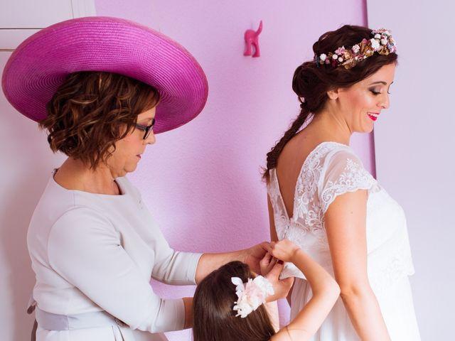 La boda de Paco y María en Calasparra, Murcia 5