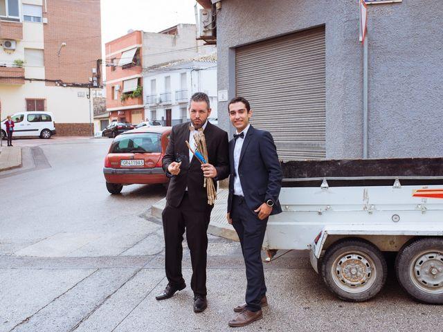 La boda de Paco y María en Calasparra, Murcia 14