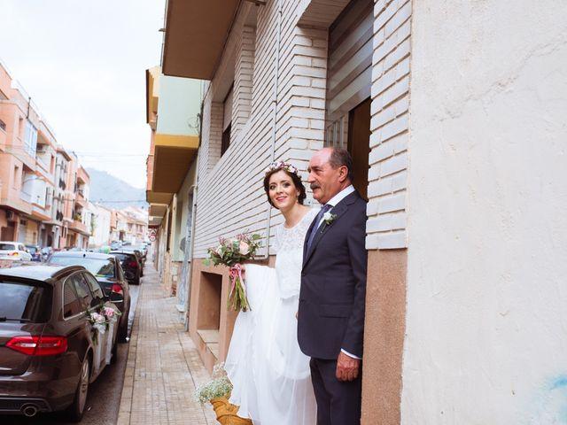 La boda de Paco y María en Calasparra, Murcia 15