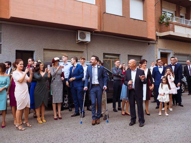 La boda de Paco y María en Calasparra, Murcia 16