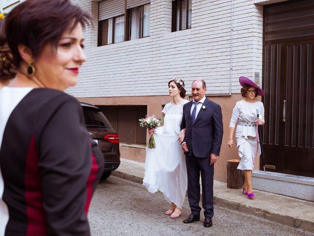 La boda de Paco y María en Calasparra, Murcia 20