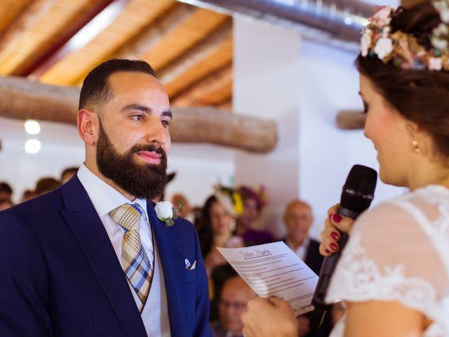 La boda de Paco y María en Calasparra, Murcia 21