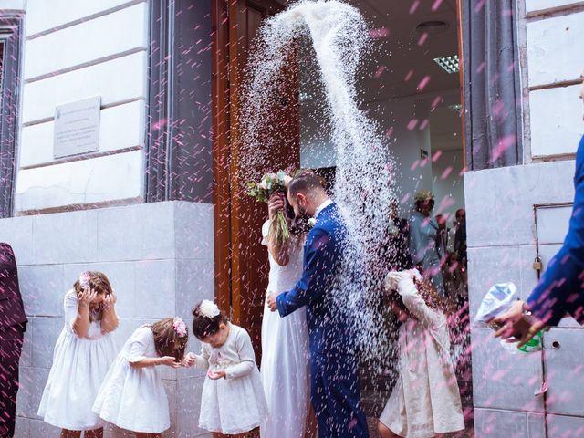 La boda de Paco y María en Calasparra, Murcia 24