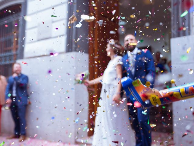 La boda de Paco y María en Calasparra, Murcia 25