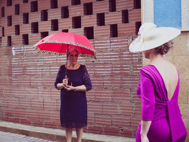 La boda de Paco y María en Calasparra, Murcia 29