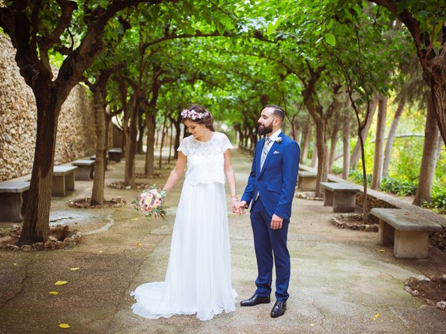 La boda de Paco y María en Calasparra, Murcia 31