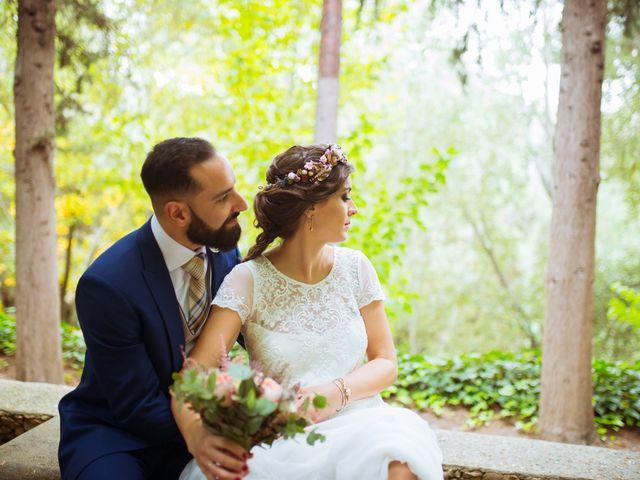 La boda de Paco y María en Calasparra, Murcia 37