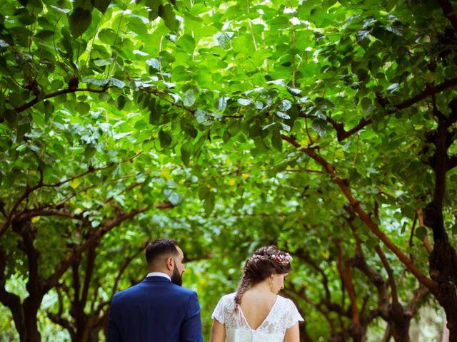 La boda de Paco y María en Calasparra, Murcia 1