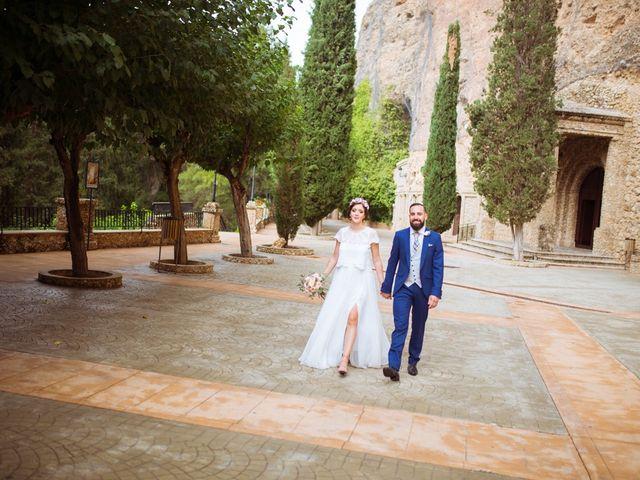 La boda de Paco y María en Calasparra, Murcia 39