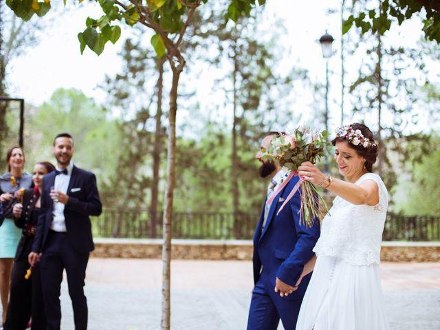 La boda de Paco y María en Calasparra, Murcia 40