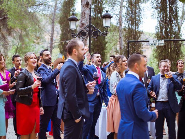 La boda de Paco y María en Calasparra, Murcia 41
