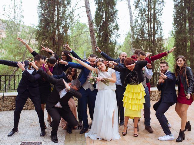 La boda de Paco y María en Calasparra, Murcia 42